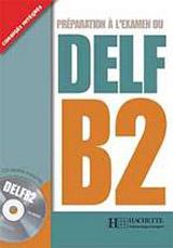 DELF B2 Livre & CD