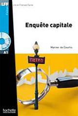 LFF A1 ENQUETE CAPITALE + CD AUDIO
