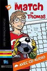LFF A1 LE MATCH DE THOMAS + CD AUDIO