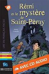 LFF A1 REMI ET LE MYSTERE DE SAINT-PERAY + CD AUDIO