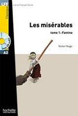 LFF A2 LES MISERABLES TOME 1 + CD AUDIO