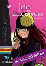 LFF A2 JULIE EST AMOUREUSE + CD AUDIO