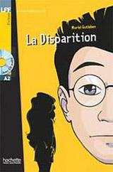 LFF A2 LA DISPARITION + CD Audio