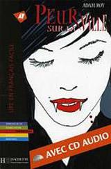 LFF A2 Peur sur la ville + CD Audio