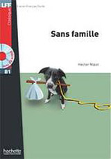 LFF B1 SANS FAMILLE + CD AUDIO