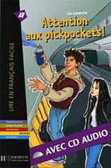LFF B1 Attention aux pickpockets + CD audio