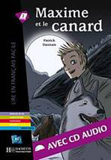 LFF B1 MAXIME ET LE CANARD + CD AUDIO