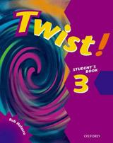 TWIST! 3 STUDENT´S BOOK