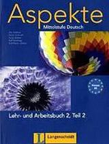 Aspekte 2 in Teilbänden Lehr- und Arbeitsbuch Teil 2 mit Audio CD