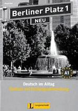 Berliner Platz NEU 1 Testheft mit Audio CD