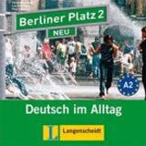 Berliner Platz NEU 2 CD /2/ zum Lehrbuch