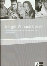 So geht´s noch besser - Lehrerhandbuch