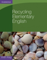 Recycling Elementary English with Answer Key