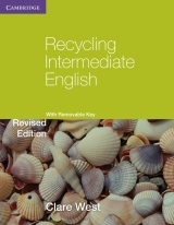 Recycling Intermediate English with Removeable Key