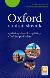 Oxford Studijní Slovník 2nd. Edition with APP Pack