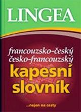 Francouzsko-český česko-francouzský kapesní slovník - 4. vydání