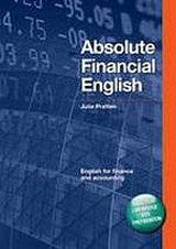 Absolute Financial English with Audio CD