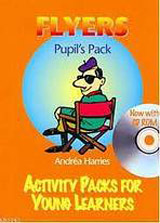 Activity Flyers Pupil´s Pack with CD-ROM