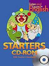 Listen & Learn English Starters CD-ROM Pack