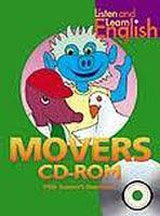 Listen & Learn English Movers CD-ROM Pack