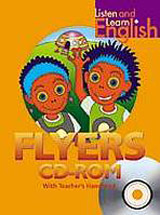 Listen & Learn English Flyers CD-ROM Pack