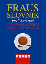 FRAUS Slovník anglicko-český 1500 základních anglických slov