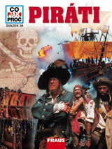 CO JAK PROČ 34 - Piráti