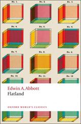 Oxford World´s Classics Flatland A Romance of Many Dimensions