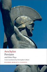 Oxford World´s Classics - Classical Literature Persians and Other Plays