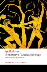 Oxford World´s Classics - Classical Literature The Library of Greek Mythology