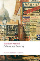 Oxford World´s Classics - C19 English Literature Culture and Anarchy