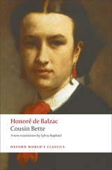 Oxford World´s Classics - French Literature Cousin Bette