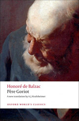 Oxford World´s Classics - French Literature Piere Goriot