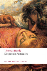 Oxford World´s Classics Desperate Remedies