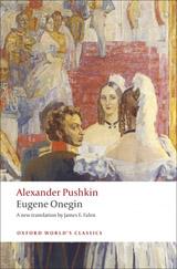 Oxford World´s Classics Eugene Onegin