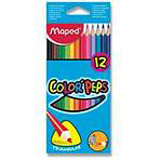 Maped Color Peps - souprava pastelek - 12 barev