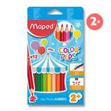 Maped Color´Peps Jumbo - souprava pastelek