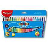 Maped Color Peps - barevné fixy - 24 barev