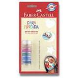 Faber-Castell - obličejové barvy - 6 barev