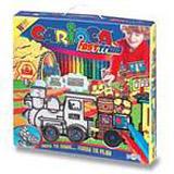 Universal Carioca Set Fast Train - kreativní souprava