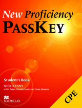 NEW PROFICIENCY PASSKEY Student´s Book