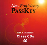 NEW PROFICIENCY PASSKEY Audio CDs (2)