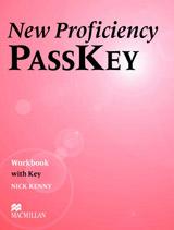 NEW PROFICIENCY PASSKEY Workbook with Key