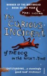 CURIOUS INCIDENT OF DOG IN NIGHT-TIME