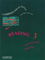 Cambridge Skills for Fluency Reading 3 Student´s Book