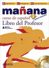 Manana 1. Libro del Profesor