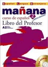 Manana 2. Libro del Profesor