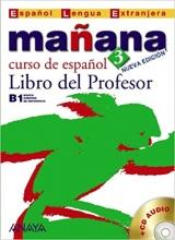 Manana 3 Libro del Profesor