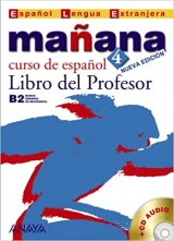 Manana 4 Libro del Profesor