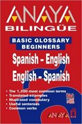 Anaya Bilingüe Espanol-Inglés/Inglés Espanol